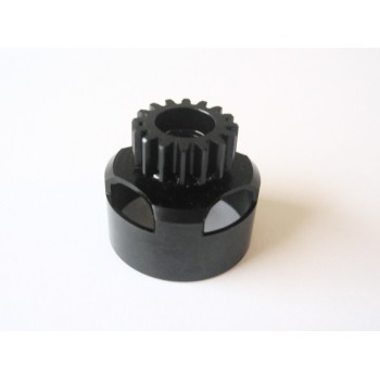 Clutch bell 13T vented