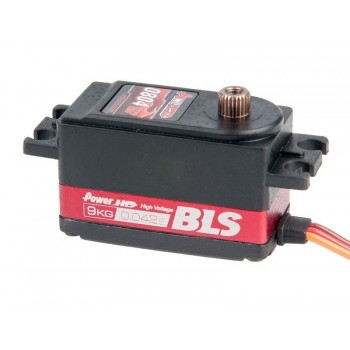 Power HD Brushless Low-Profile Digital Servo BLS-0804HV