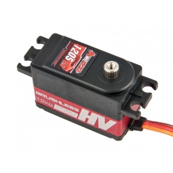 Power HD Brushless Low-Profile Digital Servo BLS-1205HV